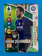 Panini Calciatori Adrenalyn 2021-22 2022 n.419 Hakan Calhanoglu INTER
