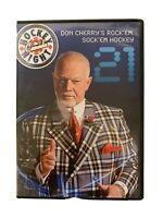 Don Cherry's Rock'Em Sock'Em Hockey 21 - DVD By Don Cherry -