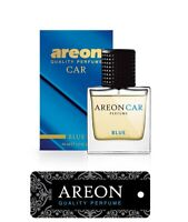 Areon Luxus Auto Parfüm Lufterfrischer BLAU 50 ml für Auto, Büro & Zuhause