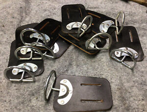 Heavy Leather Swivel Hammer Carriers (50PCs. )