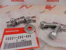 Honda CB cl 450 piezas montadas resorte piernas parecen amortiguadores perchas rear shock mounting