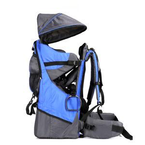 Kindertrage Wandern Kleinkind Comfort RüCkentrage Trage Rucksack Camping V0L1