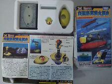 TAKARA Ships of The World History of Imaginative Submarines Guardrobot 1/1000