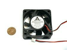 1 piece Computer case 2Pin 6025 DC Fan 12V 6cm 60x60x25mm Motor Cooling C38