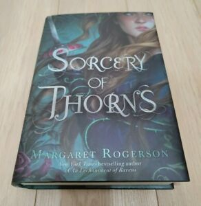 Sorcery Of Thorns By Margaret Rogerson fairyloot owlcrate illumicrate litjoy