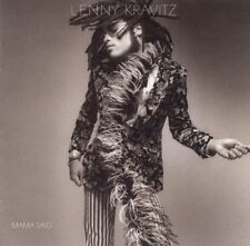 CD - LENNY KRAVITZ MAMA SAID ( TWEEDE-HANDS / USED / OCCASION)