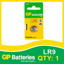 GP Alkaline Button Battery PX625A (LR9) card of 1 [WATCH & CALCULATOR + OTHERS]