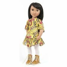 Nisha, Your Modern Girl ™ - A Girl for All Time 16 inch British dolls
