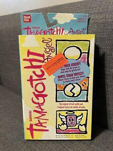 Tamagotchi Original Angel 1997 BANDAI In Original Box. NOS
