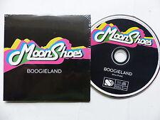 CD  single Promo MOON SHOES Boogieland soup005