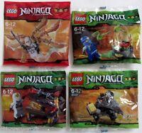 "Lego Ninjago Masters of Spinjitzu ""CHOOSE YOUR SET"" 30080, 30085, 30086, 30087."