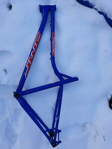 "DMR Trailstar CroMo Steel Frame Enduro Freeride Trail Large only 650b 27.5"" bike"