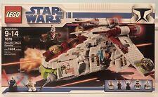 NEW Lego Star Wars 7676 Republic Attack Gunship Sealed in Box DISCONTINUED