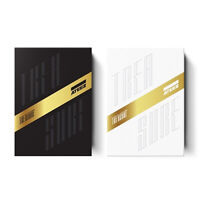 ATEEZ [TREASURE EP.FIN:ALL TO ACTION] Album 2 Ver SET 2CD+2Photo Book+30Card+etc