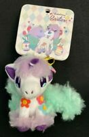 Pokemon Center Japan Official Easter PONYTA KEYCHAIN Plush Mint USA Seller