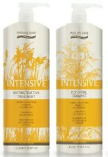 Natural Look Intensive Fortifying Shampoo & Reconstructor 1L with Pump