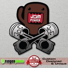 DOMO KUN JDM POWER sticker decal vinyl japan
