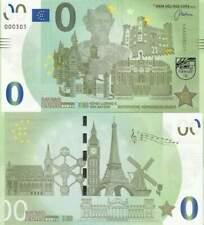 Biljet billet zero 0 Euro Memo - Bayerische Konigsschlosser (035)