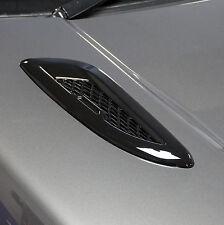Black dummy bonnet vents Land Rover Freelander 2 Dynamic air grilles accessories