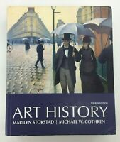 4TH EDITION ART HISTORY MARILYN STOKSTAD / MICHAEL W. COTHREN NO MARKED PAGES