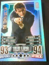 Dr who alien attax 50th anniversary rainbow foil card number 3