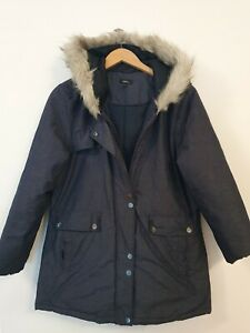 NEXT SP Hooded Padded Coat Size UK14