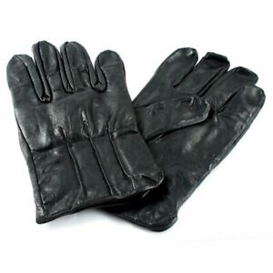 Full Finger Leather Defender Tactical Glove Law Enforcement 8oz Weight - XL