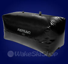 FLY HIGH PRO X JUMBO WAKE SURF WAKEBOARD FAT SAC BOAT BALLAST BAG 1100 LBS BLACK