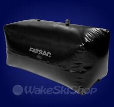 FLY HIGH PRO X JUMBO WAKE SURF WAKEBOARD FAT SAC BOAT BALLAST BAG 1100 LBS BLACK