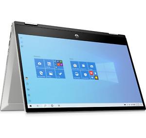 HP Pavilion x360 14-dw1001na Touchscreen Laptop i5-1135G7 8GB 256GB 2G2C6EA #P