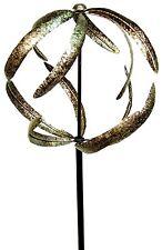 Echo Valley Kinetic Counter Motion Palm Wind Wheel Yard Art Whirligig