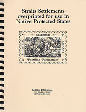 Stamps of Straits Settlements Overprinted for use in Native Protected States NEW