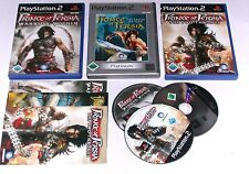 Giochi: Prince of Persia (Sands of Time + Two Thrones + Warrior Within) COMPLETO