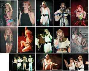 100 Bucks Fizz concert photos Coventry 1984, Birmingham 1984/1985