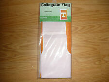 """Evergreen Tennessee Applique Collegiate Flag Large  28"""" X 44 New!!"""