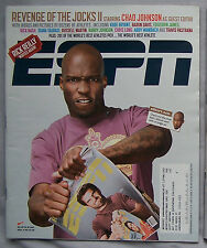 2008 ESPN MAGAZINE CHAD JOHNSON BENGALS 6/16/08
