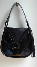 MIMCO Samurai Saddle Hobo , in Black , Leather , BNWT, RRP $550