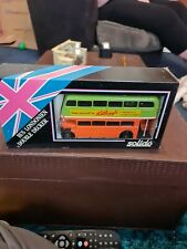 Solido  1/50 Scale AEC RT Double Decker Bus - London Country - Boxed stickeres