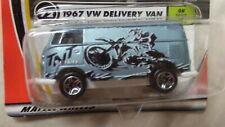 Matchbox Volkswagen 1967 VW Delivery Van 2000 #72 of 100 Motocross