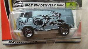 Matchbox Volkswagen 1967 VW Delivery Van 2000 #72 of 100