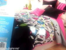 2pcs PRINTED Down Alternative Lightweight Comforter Set,  Twin