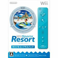 Used Wii Wii Sports Resort with Wii Remote Plus Japan Import