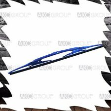 "Premium 20"" Wiper Blade Arista Anodized Blue Dual Wiper Blade For Safer Driving"
