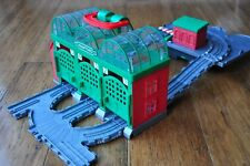 THOMAS and Friends Take Along & N Play Knapford Station  - Excellent cond