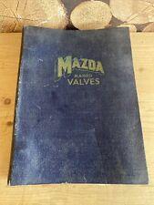More details for mazda radio valve data - b11