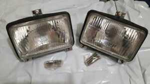 Headlight pair(LH+RH) Massey Ferguson 200 Series  240 243