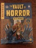 EC Archives The Vault of Horror Volume 1, SEALED, Dark Horse Comics hardcover