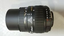 Sigma AF 28-80mm Macro Zoom lens for Nikon Film and Digital SLR Cameras