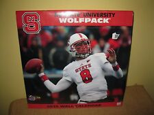 Turner NC State Wolfpack 2015 12X12 Team Wall Calendar North Carolina football