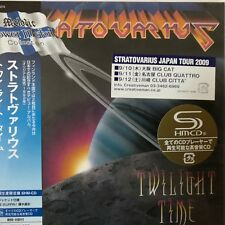 Stratovarius - Twilight(SHM-CD. jp mini LP), 2009 UICY-94274 Japan